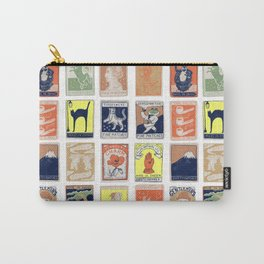 Matchboxes Carry-All Pouch