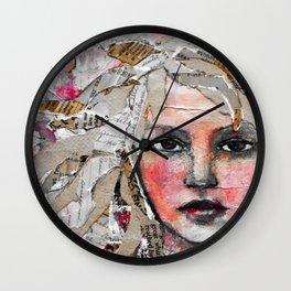 Layered Wall Clock