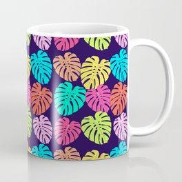 Monstera Deliciosa Print Coffee Mug
