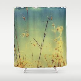 Summer Shower Curtain