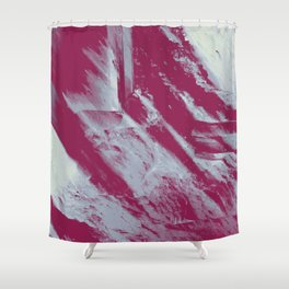 ...and life goes on within you and without you Shower Curtain