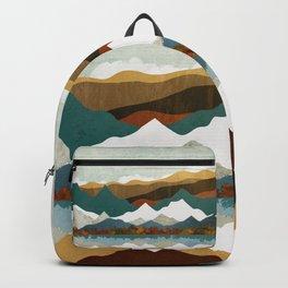 Winter Lake Backpack