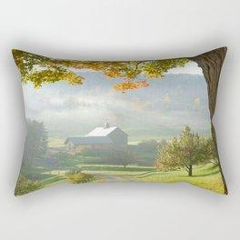 COUNTRY ROAD1 Rectangular Pillow