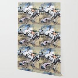 Bucking Bronco 1 Cowboy 0 Wallpaper