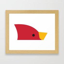 Pascal Framed Art Print