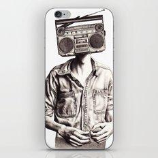 Radio-Head iPhone Skin