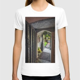 St Gwyddelan Church T-shirt
