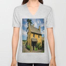 Corner Cottage Unisex V-Neck