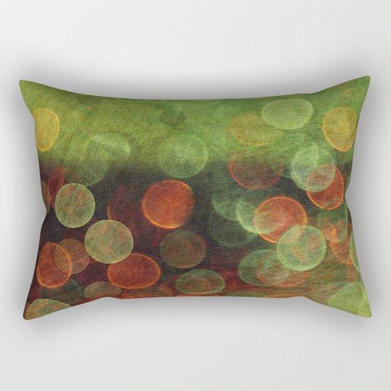 Bubbles! Rectangular Pillow