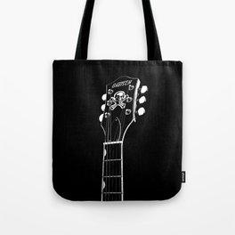 Gretsch Head - Headstock - Rockabilly - Rock Star - Music Tote Bag