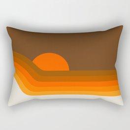 Golden Dipper Rectangular Pillow
