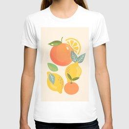 Citrus Fruits T-shirt