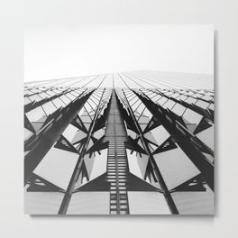 To the Limit - World Trade Center - NYC Metal Print