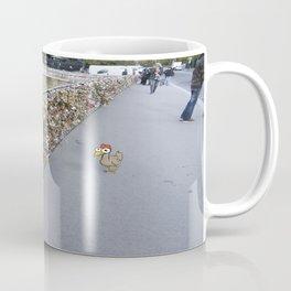Those days in Paris (2) Coffee Mug