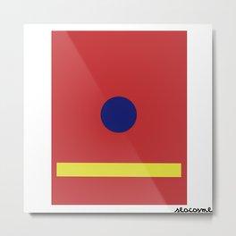 Seo Cosme 03 Metal Print