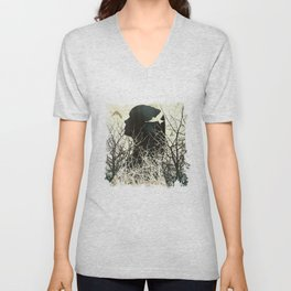 Fleeting Freedom Unisex V-Neck