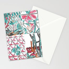Chasing the Sun Stationery Cards