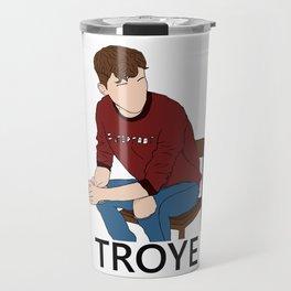 Troye Sivan Travel Mug