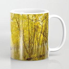 Fall's Golden Tunnel Coffee Mug