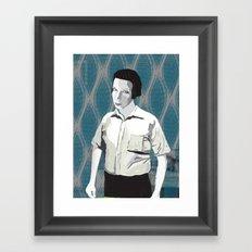 Untitled 01 Framed Art Print