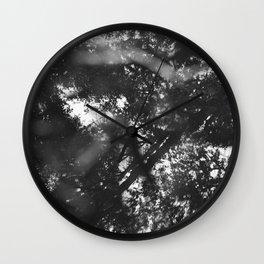 Broken Light II Wall Clock