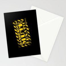 Dangerous Mute Lunatic Stationery Cards