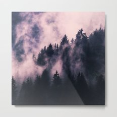 Foggy Night #society6 #decor #buyart Metal Print