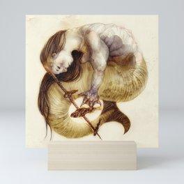 Serra Monoceras Mini Art Print