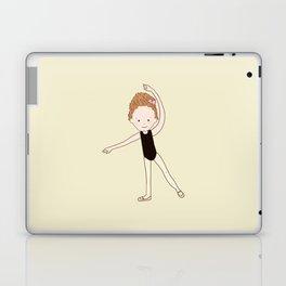 Little Ballerina 2 Laptop & iPad Skin