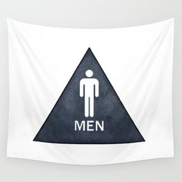 Men Wall Tapestry