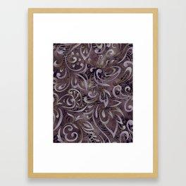 FLORAL #2 Framed Art Print