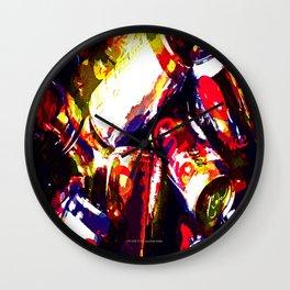 Diet Coke 008 Wall Clock
