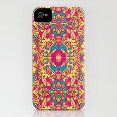 Eye Of The Beast Pattern iPhone (4, 4s) Slim Case