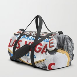 Welcome to Fabulous Las Vegas Duffle Bag