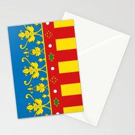 Flag of Valencia Stationery Cards