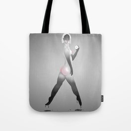 The Ghost Tote Bag