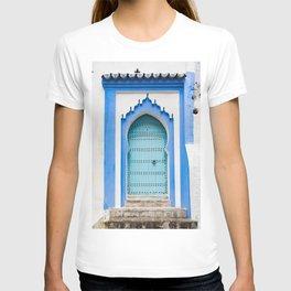 Doors - Chefchaouen, Morocco T-shirt