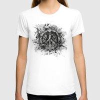 levi T-shirts featuring Levi Peace by A LITTLE FAITH SHOP