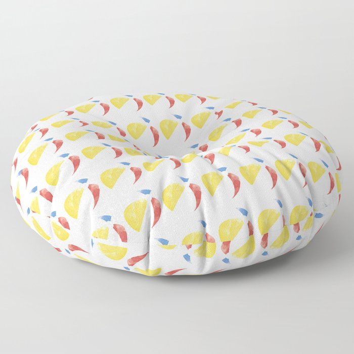 Beachball Floor Pillow
