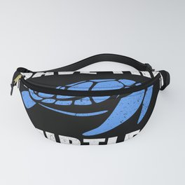 Save The Turtles Ocean Plastic Waste Fanny Pack