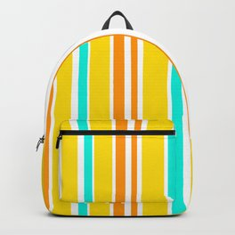 Sun Shine Lines Backpack