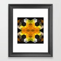 LNE #1 Framed Art Print