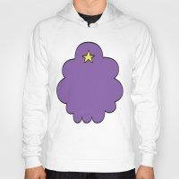 lumpy space princess Hoodies featuring Lumpy Space Princess by SBTee's