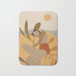 Girl 3 Bath Mat