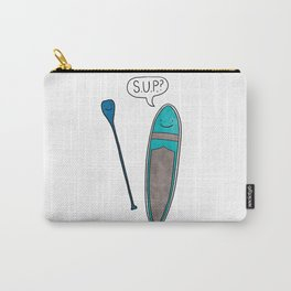 SUP Stand Up Paddleboard Cute! Carry-All Pouch