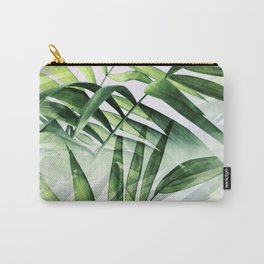 Palm Abstract Carry-All Pouch