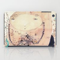 piglet iPad Cases featuring Thinking  by Nayoun Kim