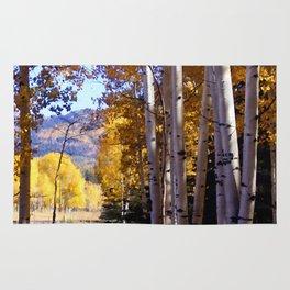 Autumn Paint, Chama New Mexico Rug