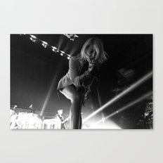 Metric Canvas Print