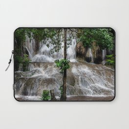 Sai Yok Noi Falls Laptop Sleeve